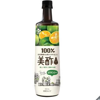 コストコ(コストコ)の美酢 900ml カラマンシー コストコ 人気 ミチョ シークワーサー(ダイエット食品)