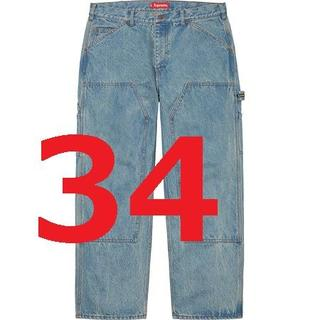 Supreme Double Knee Denim Painter Pant
