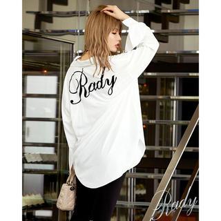 レディー(Rady)のバッグロゴシャツ(シャツ/ブラウス(長袖/七分))