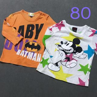 ベビードール(BABYDOLL)のベビードール ロンT セット 80(Tシャツ)
