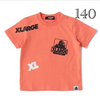 エクストララージ(XLARGE)の新品 XLARGE 140cm(Tシャツ/カットソー)