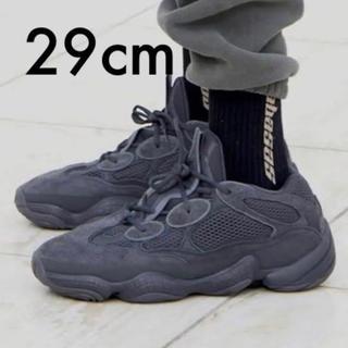 adidas - 超美品 付属品完備 ADIDAS YEEZY 500 29cm トリプルブラック