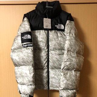 Supreme - S Supreme North Face Paper Nuptse Jacket