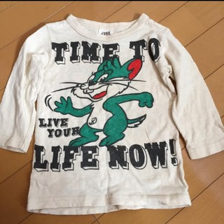 ジャンクストアー(JUNK STORE)のプリントTシャツ100(Tシャツ/カットソー)