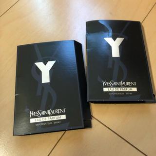 イヴサンローランボーテ(Yves Saint Laurent Beaute)のイヴ・サンローラン 香水ミニスプレー(ユニセックス)