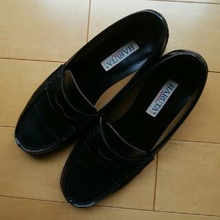 ハルタ(HARUTA)のHARUTA 学生靴 24.5cm(ローファー)
