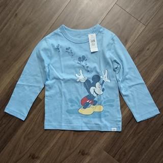 ベビーギャップ(babyGAP)の送料込☆baby GAP☆長袖カットソー/100cm/3years(Tシャツ/カットソー)
