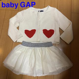 ベビーギャップ(babyGAP)のbaby GAP まとめ売り 80 12m 18m 24m 90(ワンピース)