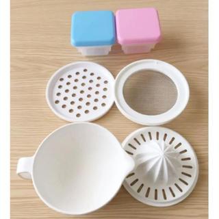 ミキハウス(mikihouse)のミキハウス 離乳食 食器(離乳食器セット)