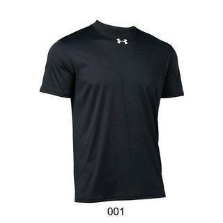 UNDER ARMOUR - アンダーアーマー 半袖Tシャツ 1310139 001 Black XXL