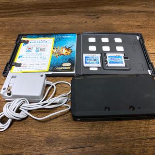 ニンテンドー3DS - ニンテンドー3DS 本体 ポケットモンスター 2点セット