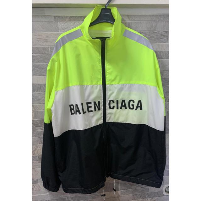 Balenciaga(バレンシアガ)のBALENCIAGA トラックジャケット メンズのジャケット/アウター(ナイロンジャケット)の商品写真