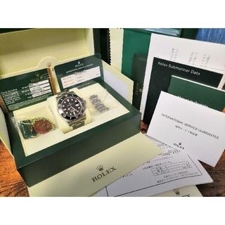 ロレックス(ROLEX)のROLEX ロレックス 116610LN サブマリーナデイト 正規品 美品(腕時計(アナログ))