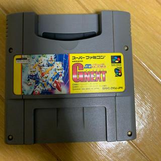 バンダイ(BANDAI)のスーパーファミコンSDガンダム Gネクスト(家庭用ゲームソフト)