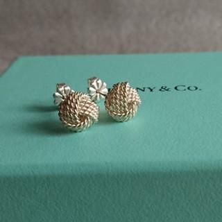 ティファニー(Tiffany & Co.)のティファニー サマセットメッシュピアス(ピアス)