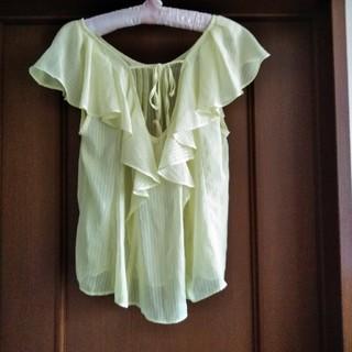 ココディール(COCO DEAL)のココディール ブラウス(シャツ/ブラウス(半袖/袖なし))
