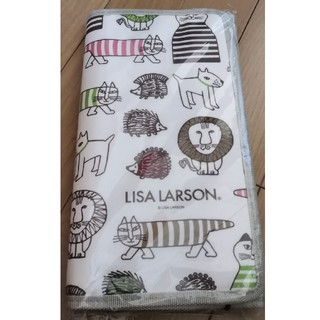 Lisa Larson - InRed リサラーソン 付録 マルチケース