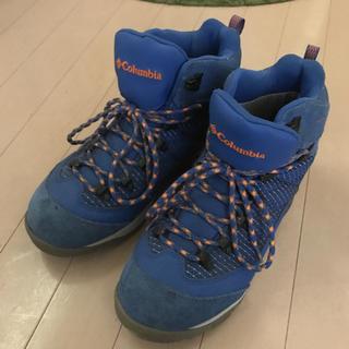コロンビア(Columbia)のコロンビア  トレッキングシューズ 登山靴(登山用品)
