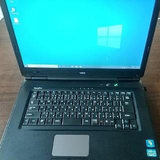 NEC - ノートパソコン  NEC VersaPro VX-E