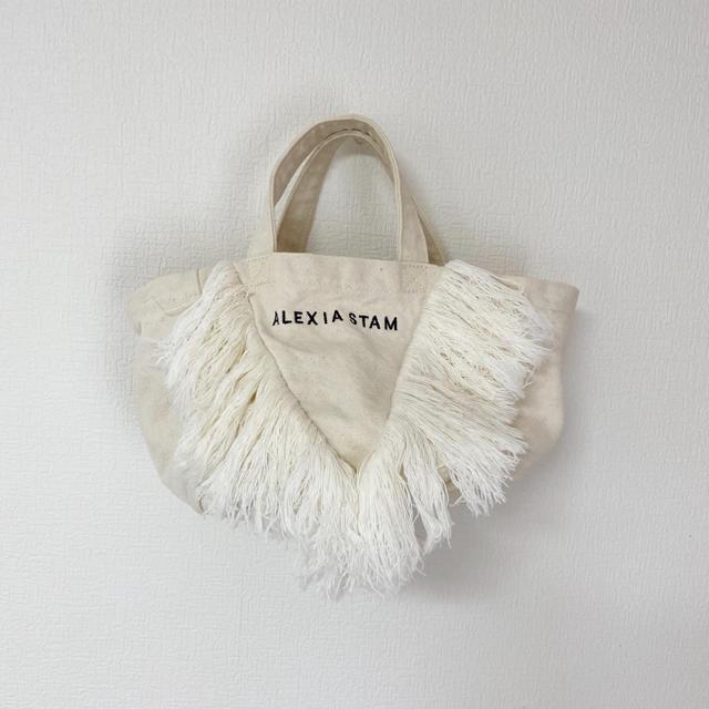 ALEXIA STAM(アリシアスタン)のalexiastam ノベルティーバッグ レディースのバッグ(トートバッグ)の商品写真