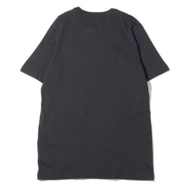 NIKE(ナイキ)のSサイズ NIKE  JORDAN  PSG ロゴTシャツ新品正規BLACK メンズのトップス(Tシャツ/カットソー(半袖/袖なし))の商品写真