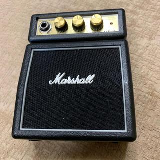 【早い者勝ち!】Marshall マーシャル ミニアンプ 中古品(ギターアンプ)
