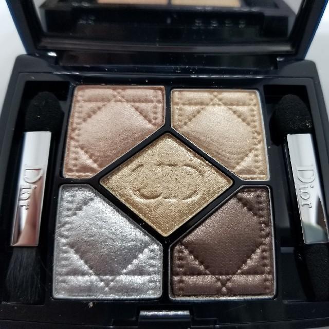 Dior(ディオール)の残量8割程度 ディオールサンククルール アイシャドウ コスメ/美容のベースメイク/化粧品(アイシャドウ)の商品写真