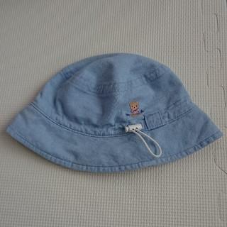 ミキハウス(mikihouse)のMIKI HOUSEベビー帽子(帽子)