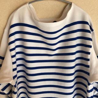 コモリ(COMOLI)の確認用 OUTIL TRICOT AAST(Tシャツ/カットソー(七分/長袖))