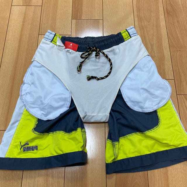 PUMA(プーマ)の PUMA 130センチ ボーイズ水着 キッズ/ベビー/マタニティのキッズ服男の子用(90cm~)(水着)の商品写真