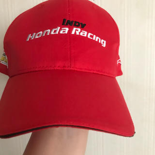ホンダ(ホンダ)のホンダ インディー Honda iNDY キャップ 新品 2008 カーレース(その他)