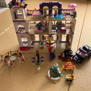 Lego - LEGOフレンズ ハートレイクホテル41101