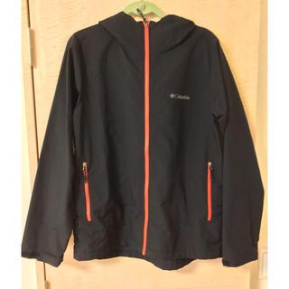 コロンビア(Columbia)のコロンビア ヴィザヴォナ パス ジャケット  L 黒(マウンテンパーカー)