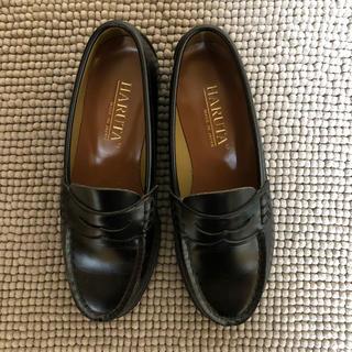 ハルタ(HARUTA)のハルタHARUTAのローファー 23cm(ローファー/革靴)
