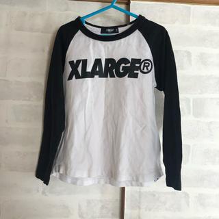 エクストララージ(XLARGE)のエクストララージ キッズ 長袖 Tシャツ 110(Tシャツ/カットソー)