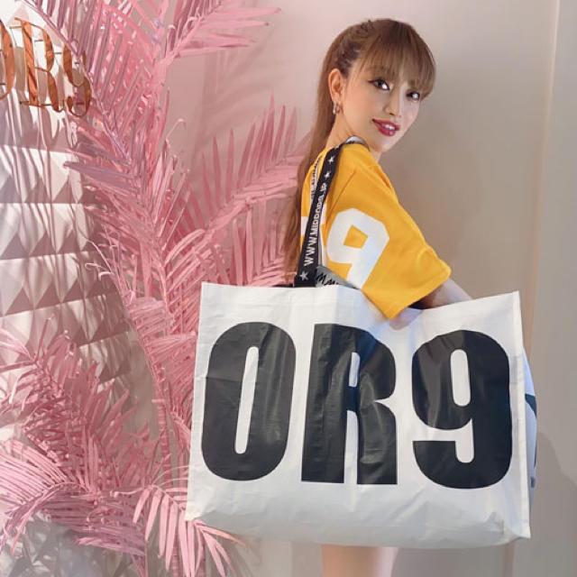 GYDA(ジェイダ)のmirror9 エコバッグLサイズ レディースのバッグ(エコバッグ)の商品写真