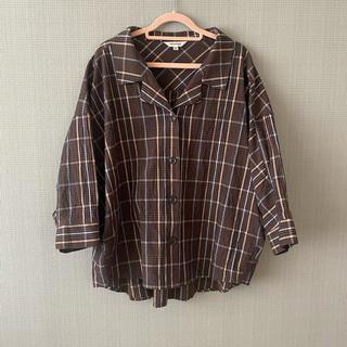 moussy - moussy☆チェックシャツ