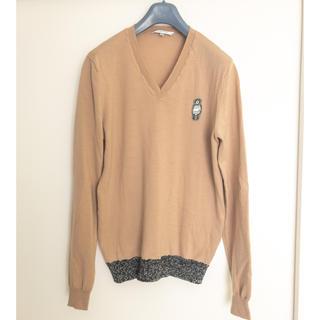 カルヴェン(CARVEN)のCARVEN Vネック ニット メンズ Tシャツ AURALEE ACNE(ニット/セーター)