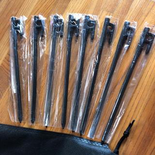 鋳造ペグ 20cm    8本(テント/タープ)