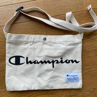 チャンピオン(Champion)のチャンピオン ショルダーバッグ スポーツ用品(ショルダーバッグ)