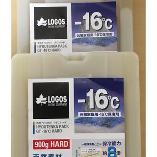 ロゴス(LOGOS)の 値下げ‼️ロゴス(LOGOS) 保冷剤 氷点下パックGT ➖16度ハード900(その他)