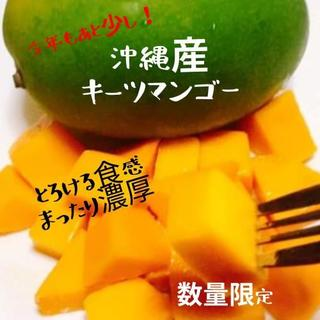 甘くとろける!まったり濃厚!沖縄産キーツマンゴー おまかせ2玉(フルーツ)