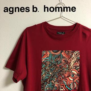 アニエスベー(agnes b.)の agnes b. homme Tシャツ(Tシャツ/カットソー(半袖/袖なし))