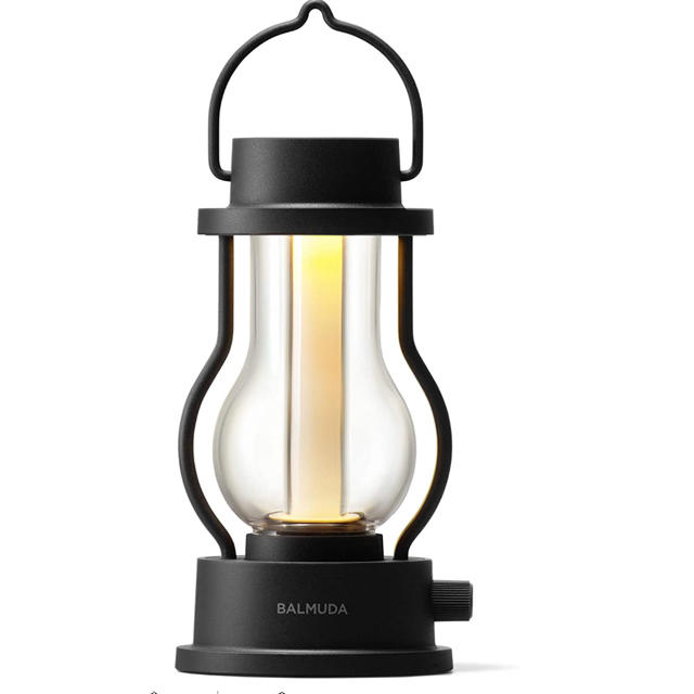 バルミューダ LEDランタン BALMUDA Lantern L02A ブラック スポーツ/アウトドアのアウトドア(ライト/ランタン)の商品写真