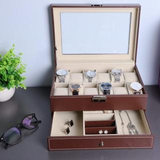 ★大好評★腕時計 収納ケース 12本 107