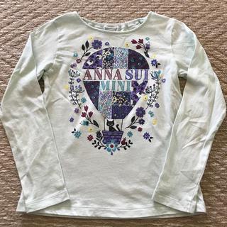 ANNA SUI mini - アナスイ  ANNASUI  長袖 カットソー Tシャツ 130