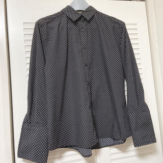 ミラオーウェン(Mila Owen)のMilaOwen ビックシャツ DOT(シャツ/ブラウス(長袖/七分))