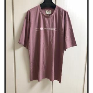 アングリッド(Ungrid)の新品 ロゴビッグTee(Tシャツ(半袖/袖なし))