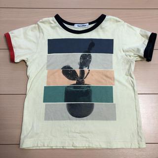ファミリア(familiar)のfamiliar 半袖シャツ120サイズ(Tシャツ/カットソー)