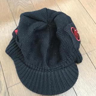 マムート(Mammut)のレディースニット帽子(ニット帽/ビーニー)